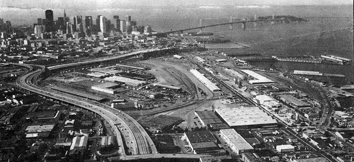 History Of Mission Bay