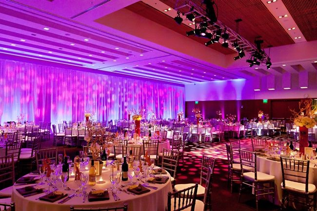 The Mission Bay Conference Center for Wedding and Social Events